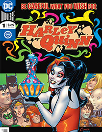 Harley Quinn: Be Careful What You Wish For