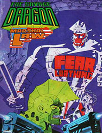 The Savage Dragon: Marshal Law