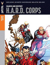 Valiant Masters H.A.R.D. Corps
