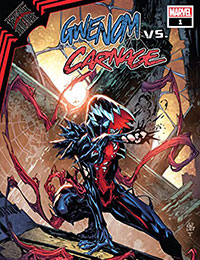 King In Black: Gwenom vs. Carnage