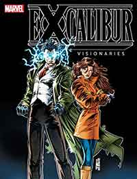 Excalibur Visionaries: Warren Ellis
