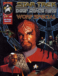 Star Trek: Deep Space Nine: Worf Special