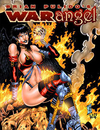 Brian Pulido's War Angel Book of Death