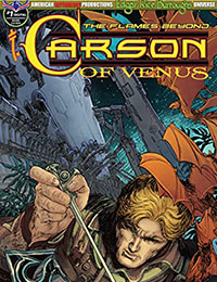 Carson of Venus: The Flames Beyond