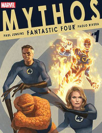 Mythos: Fantastic Four