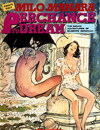Perchance to dream - The Indian adventures of Giuseppe Bergman