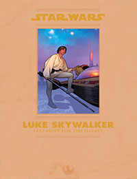 Star Wars: Luke Skywalker: The Last Hope for the Galaxy
