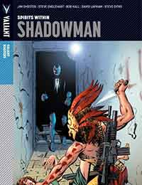 Valiant Masters Shadowman