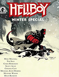 Hellboy Winter Special (2016)