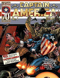 Captain America Comics 70th Anniversary Edition