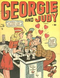 Georgie And Judy Comics
