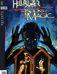 Hellblazer/The Books of Magic