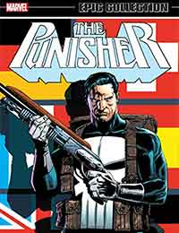 Punisher Epic Collection