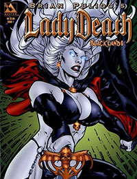 Brian Pulido's Lady Death: Blacklands