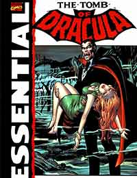 Essential The Tomb of Dracula