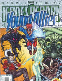 Heroes Reborn: Young Allies