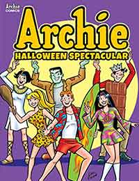 Archie's Halloween Spectacular