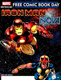 Free Comic Book Day 2010 (Iron Man: Supernova)