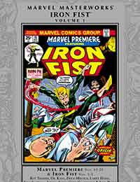 Marvel Masterworks: Iron Fist