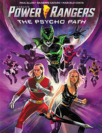 Saban's Power Rangers: The Psycho Path