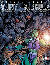 Thing & She-Hulk: The Long Night
