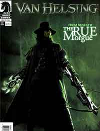 Van Helsing: From Beneath the Rue Morgue