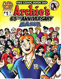 Archie's 65th Anniversary Bash, Free Comic Book Day Edition