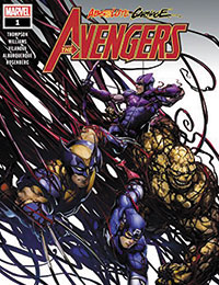 Absolute Carnage: Avengers