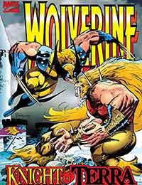 Wolverine Knight Of Terra Comic Read Wolverine Knight Of Terra