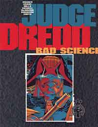 Judge Dredd Definitive Editions: Bad Science