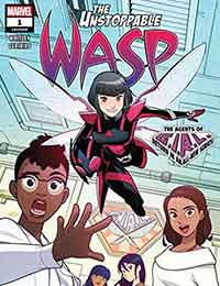 The Unstoppable Wasp (2018)