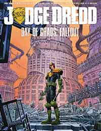 Judge Dredd: Day of Chaos: Fallout