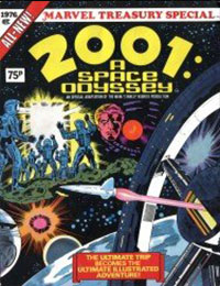 2001: A Space Odyssey [Marvel Treasury Special]