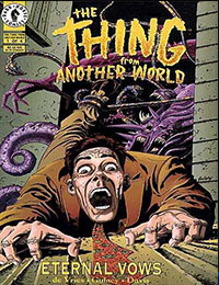 The Thing From Another World: Eternal Vows comic | Read The Thing