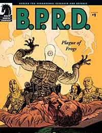 B.P.R.D., Plague of Frogs