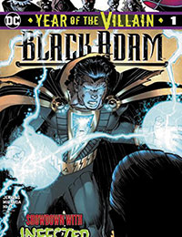 Black Adam: Year of the Villain