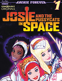 Josie and the Pussycats in Space