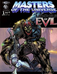 Masters of the Universe: Icons of Evil