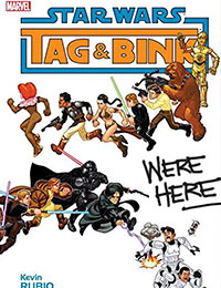 Star Wars: Tag & Bink Were Here (2006)