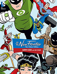 DC Comics Essentials: DC: The New Frontier