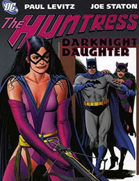 Huntress: Darknight Daughter