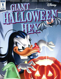 Disney Giant Halloween Hex