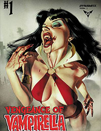 Vengeance of Vampirella (2019)