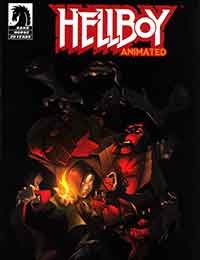 Hellboy Animated: Phantom Limbs