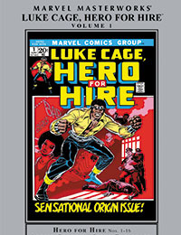 Marvel Masterworks: Luke Cage, Hero For Hire