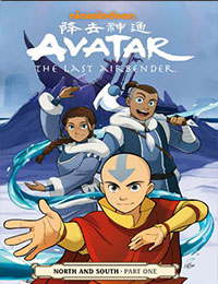 Nickelodeon Avatar: The Last Airbender - North and South