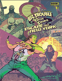 Big Trouble in Little China / Escape from New York