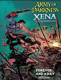 Army Of Darkness/Xena: Forever…And A Day
