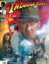Indiana Jones and the Kingdom of the Crystal Skull comic