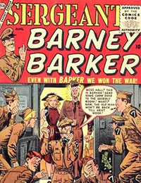 Sergeant Barney Barker